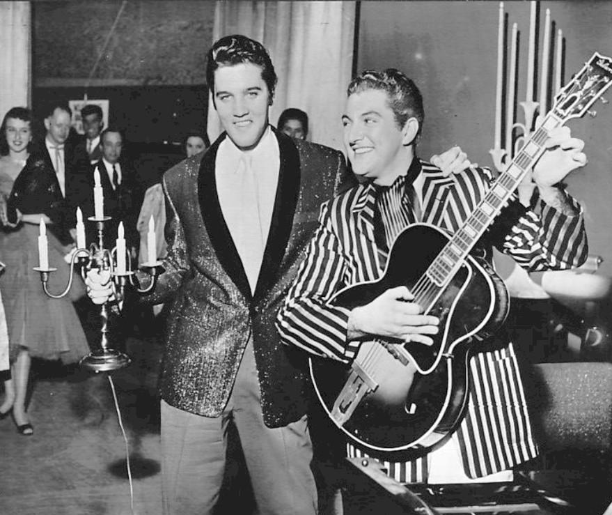 Elvis e Liberace
