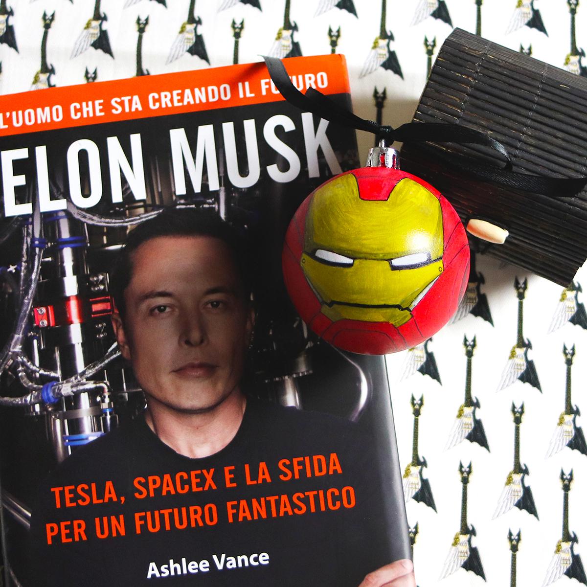 Elon Musk e Iron Man