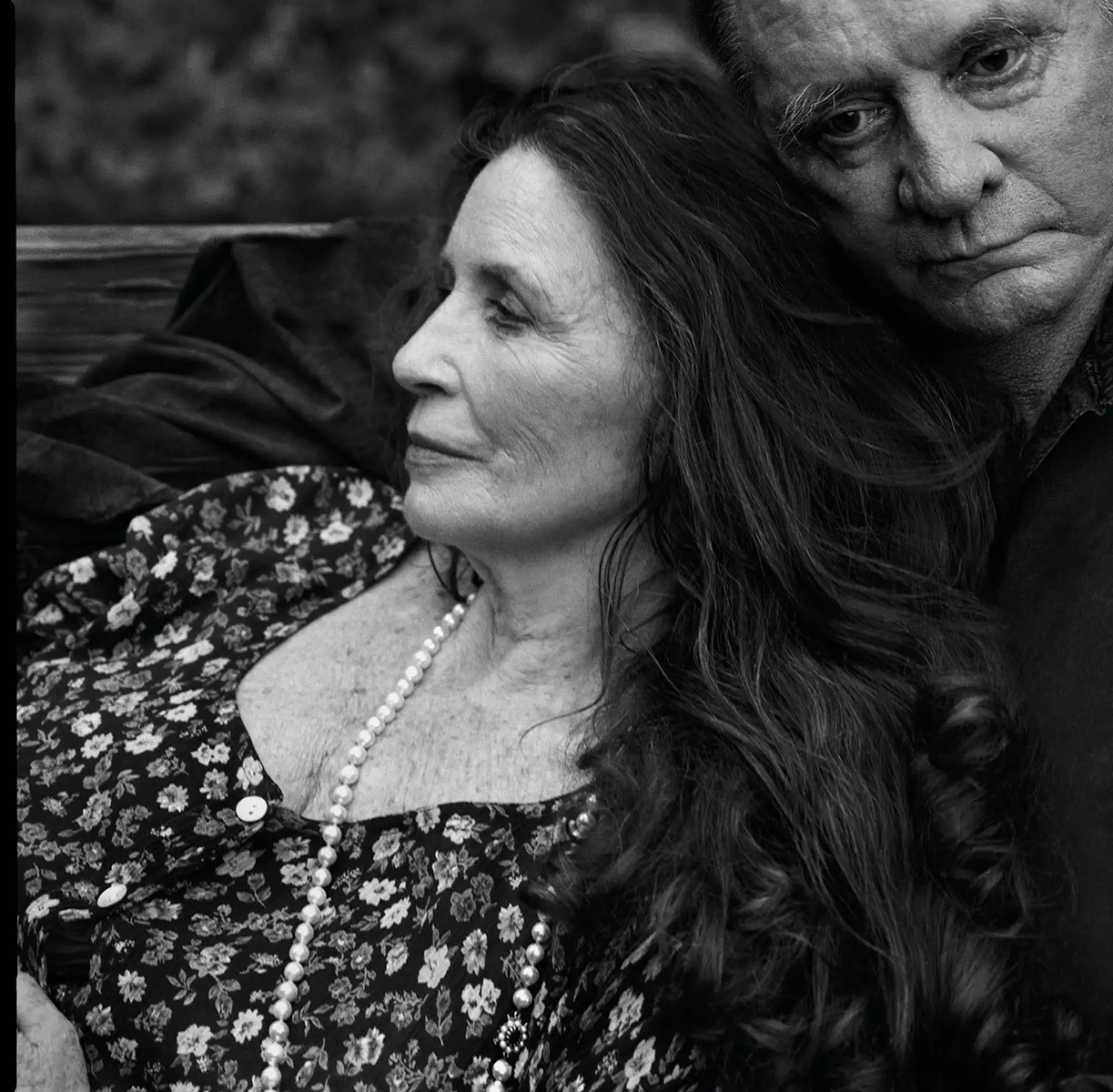 Annie Leibovitz: Johnny Cash and June Carter