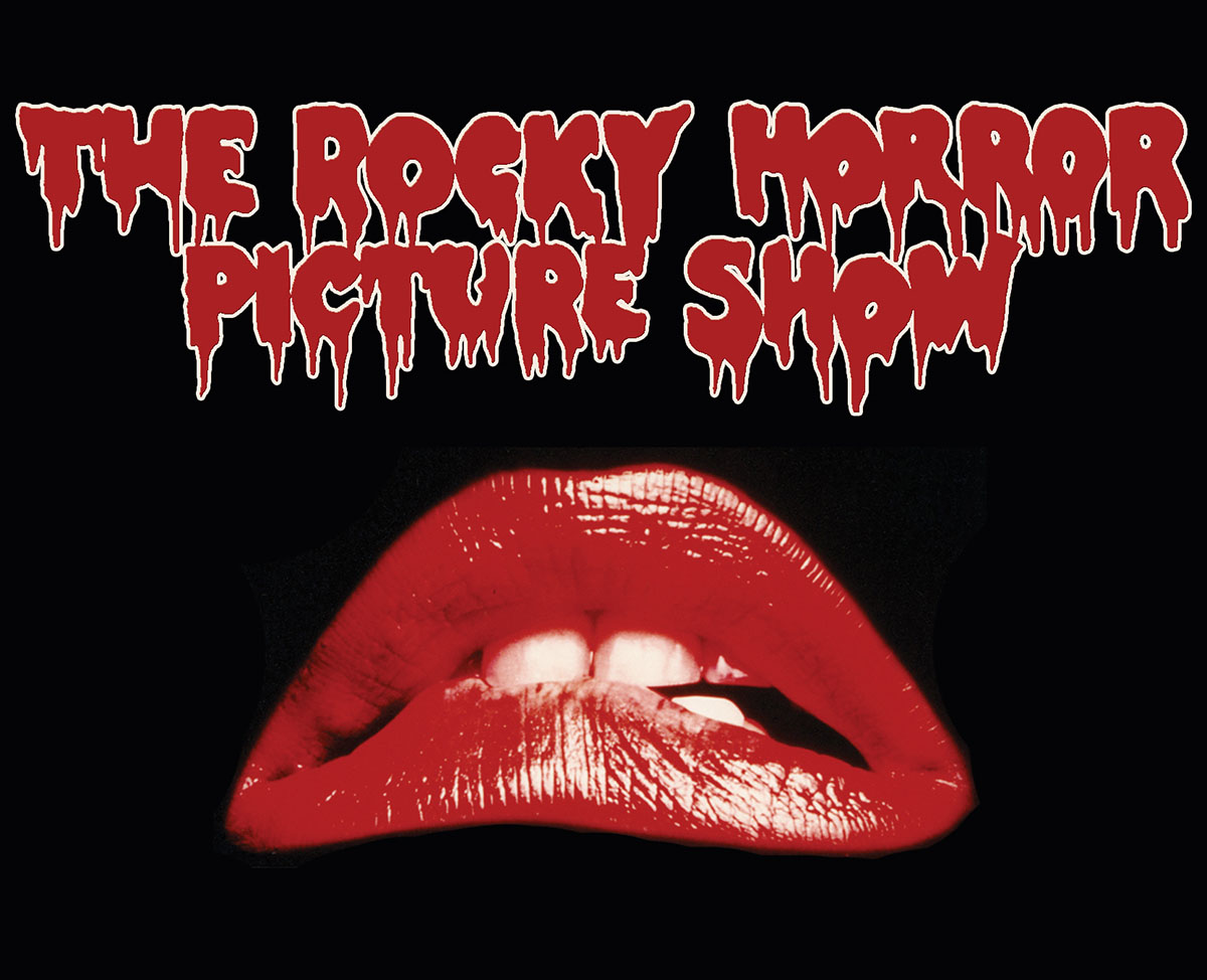 The rocky horror picture show layout