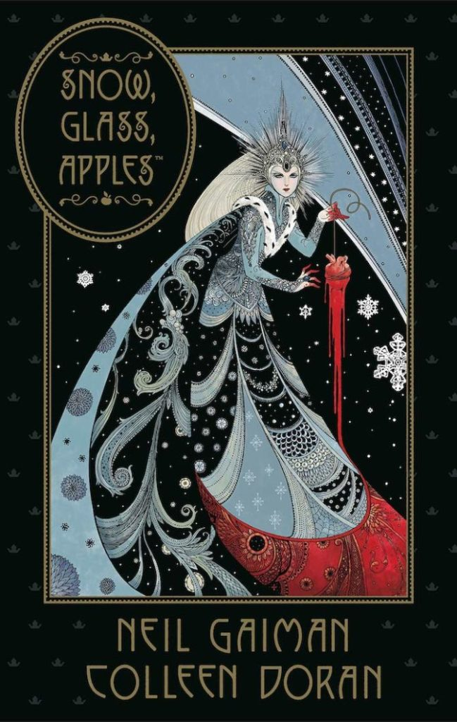 Copertina di Snow, Glass, Apples di Neil Gaiman