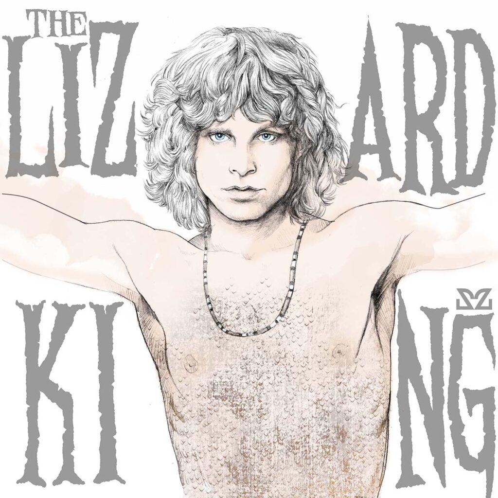 Jim Morrison by Zoa Studio
