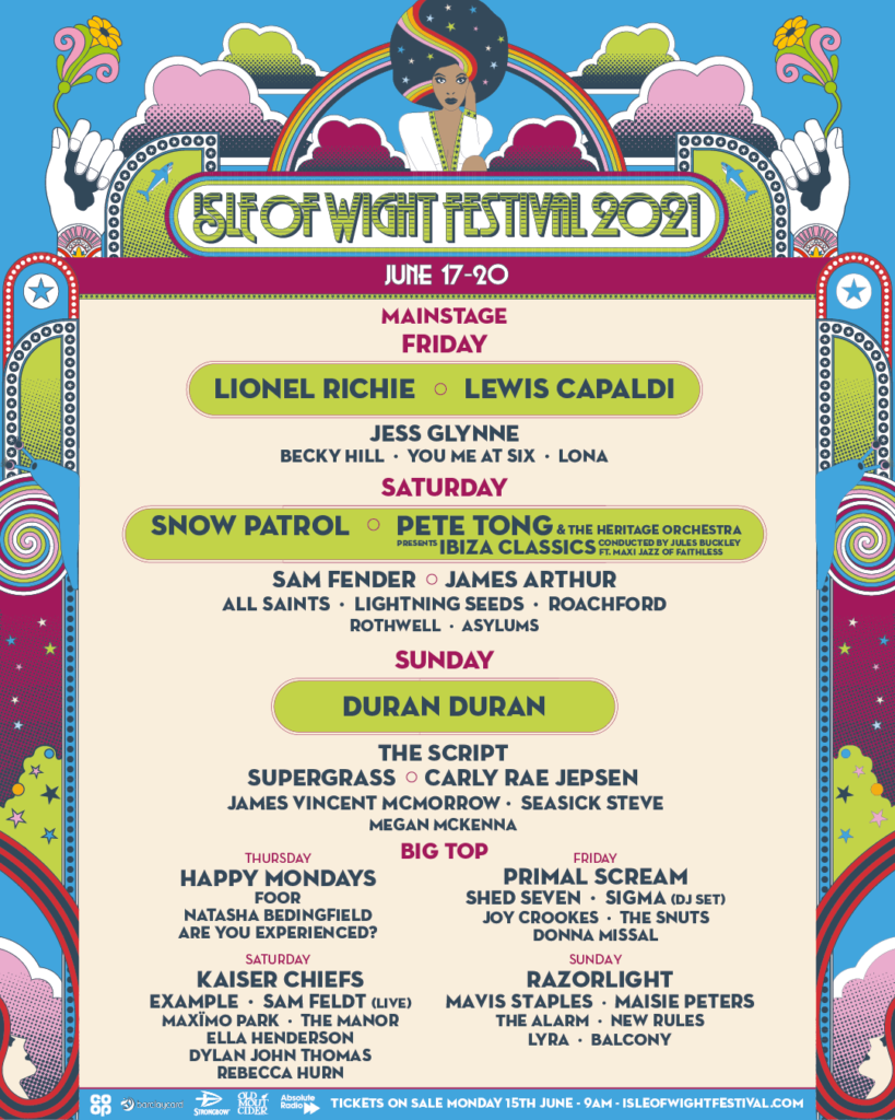 Isle-of-Wight-Festival-2021-LineUp