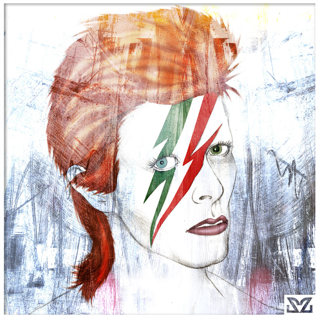 David Bowie e l'Italia - Zoa Studio