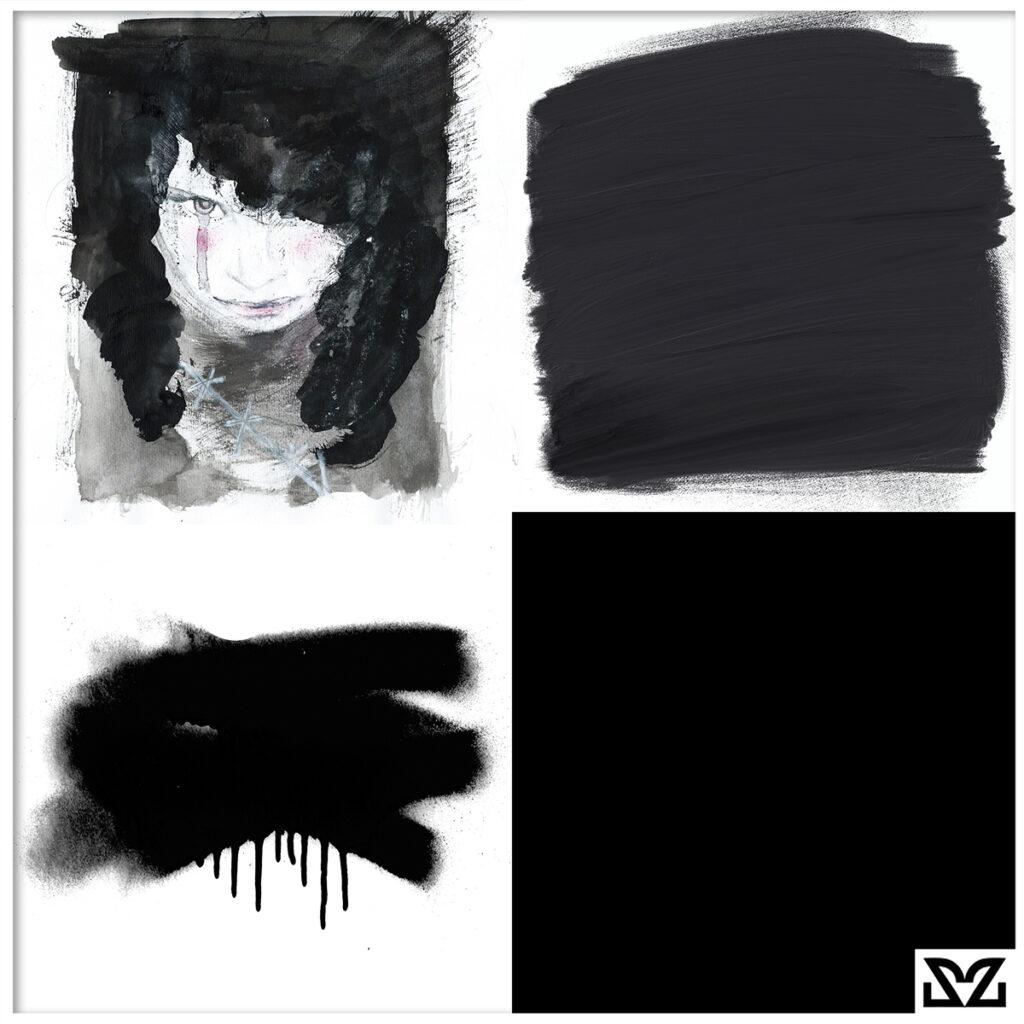 Paint it black by Zoa Studio